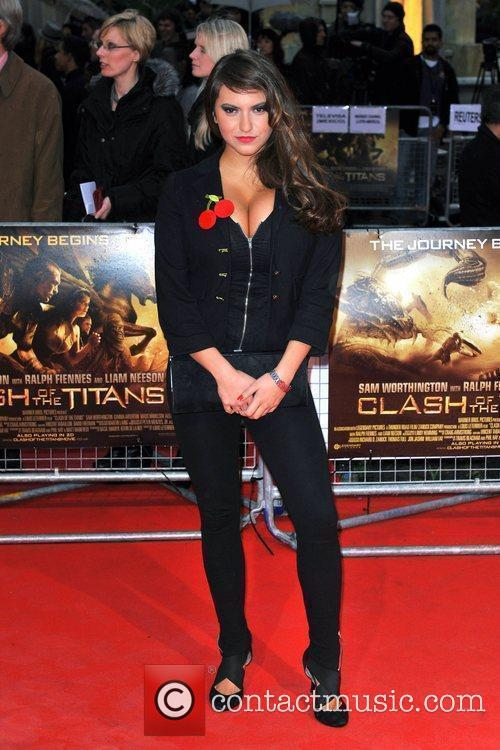 Guest  'Clash Of The Titans' UK film...