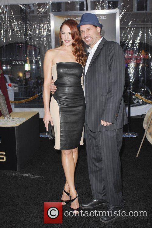 Amanda Righetti and Jordan Alan The Los Angeles...