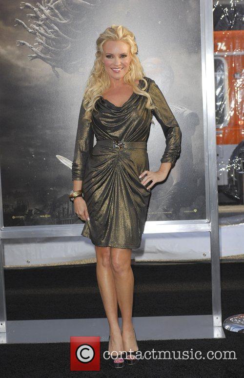 Bridget Marquardt The Los Angeles Premiere of 'Clash...