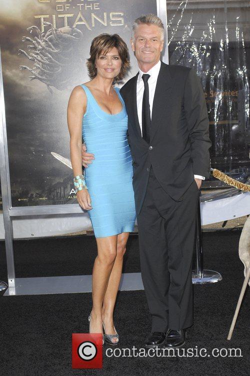 Lisa Rinna and Harry Hamlin The Los Angeles...