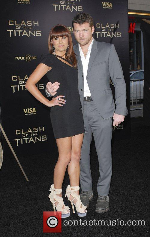 Sam Worthington and Natalie Mark 4