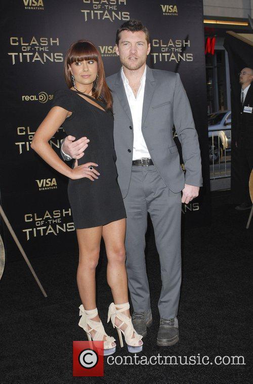 Sam Worthington and Natalie Mark 3