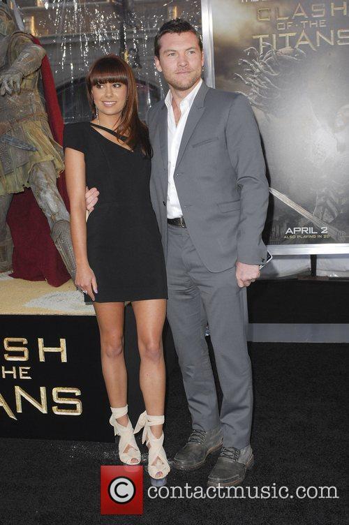 Sam Worthington and Natalie Mark 2