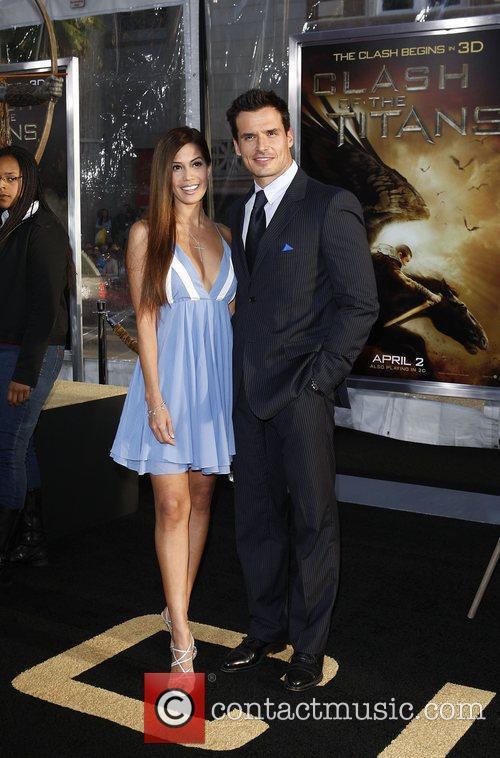 Antonio Sabato Jr. and Cheryl Moana Marie The...