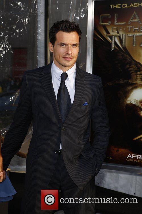 Antonio Sabato Jr The Los Angeles Premiere of...