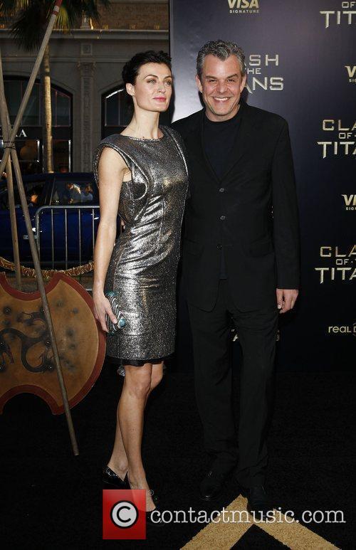 Lyne Renee and Danny Huston The Los Angeles...