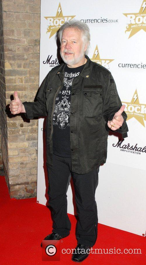 Randy Bachman ,  at the Classic Rock...