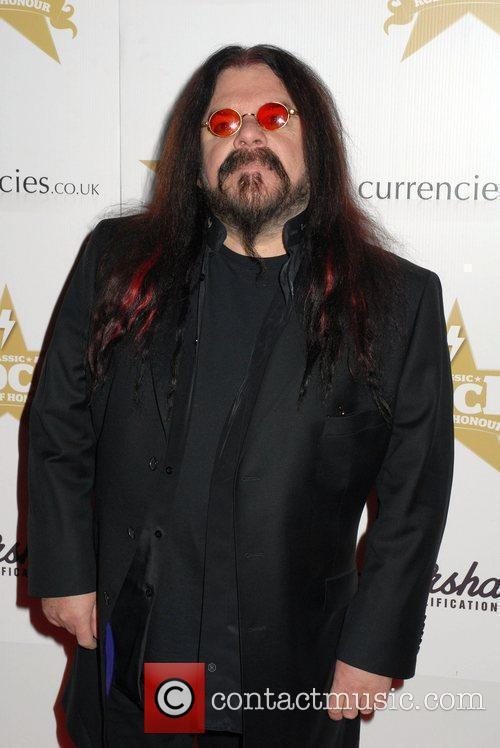 Roy Wood ,  at the Classic Rock...