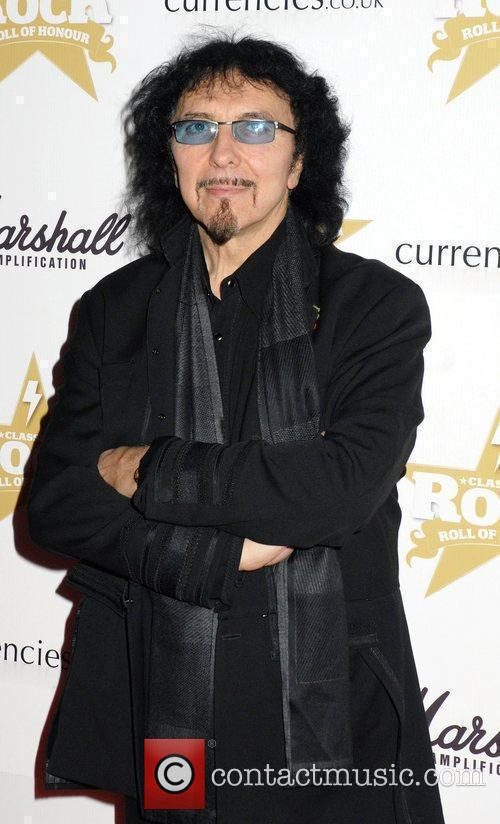 Tony Iommi,  at the Classic Rock Roll...