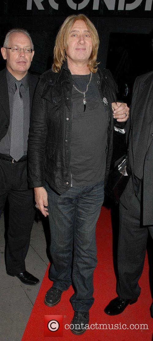 Joe Elliott,  at the Classic Rock Roll...