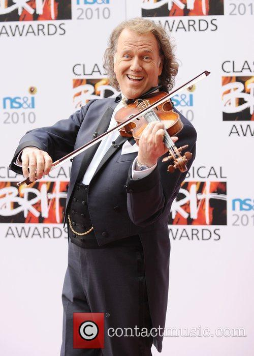 Andre Rieu  The Classical Brit Awards 2010...