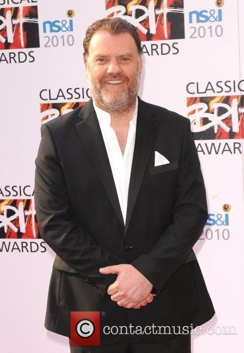 Bryn Terfel The Classical Brit Awards 2010 at...