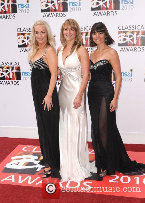 Elysium III The Classical Brit Awards 2010 at...