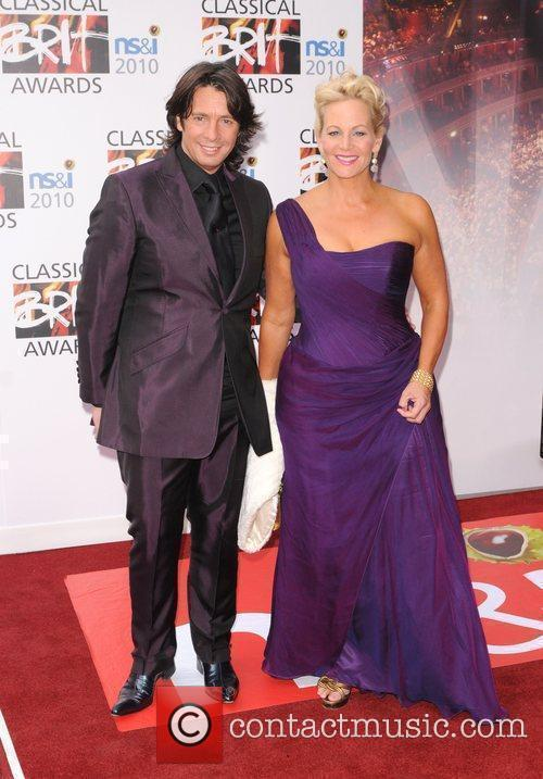 Laurence Llewelyn-Bowen The Classical Brit Awards 2010 at...