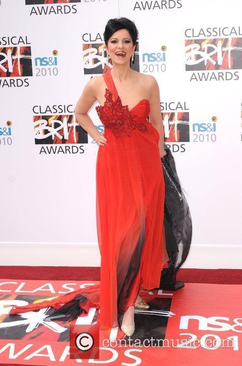 The Classical Brit Awards 2010 at the Royal...