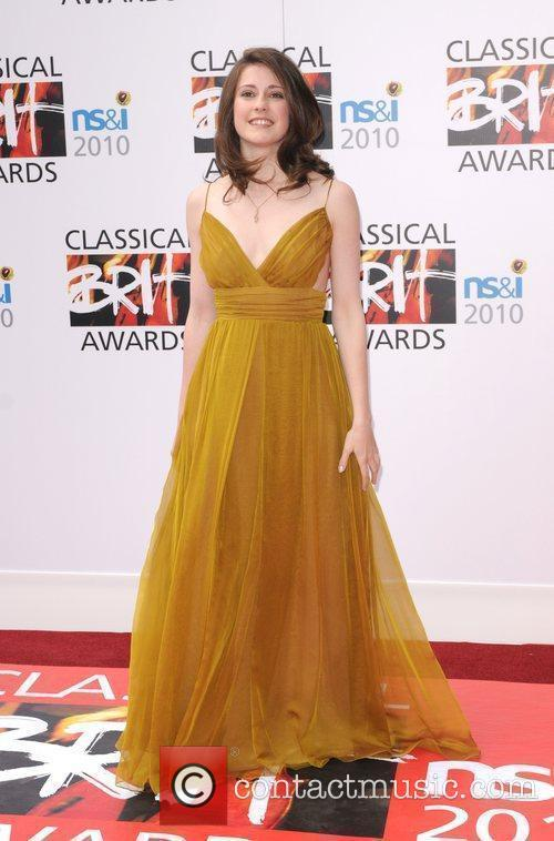 Mary-Jess Leaverlan  The Classical Brit Awards 2010...