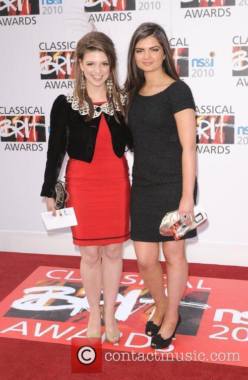 Melanie Nakhla and Daisy Chute The Classical Brit...