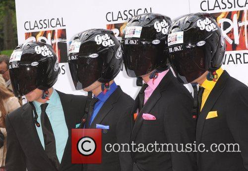 Natasha Marsh The Classical Brit Awards 2010 at...