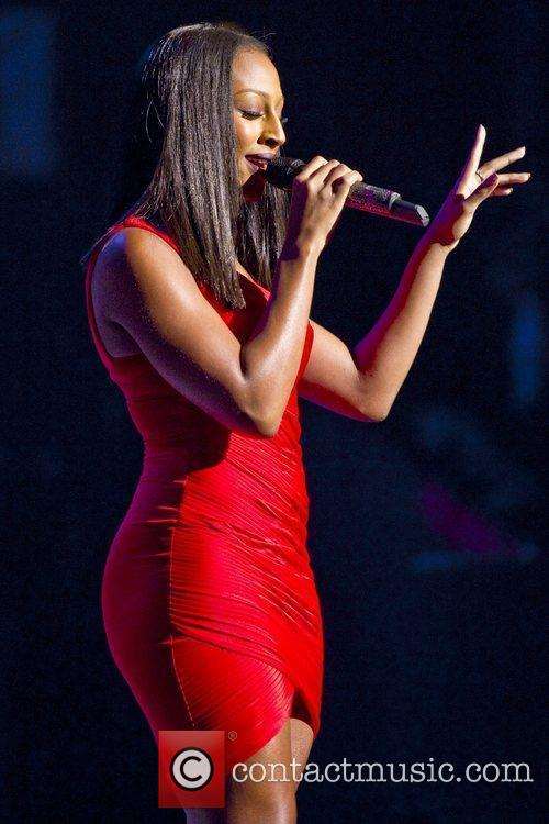 Alexandra Burke, Albert Hall and Celebration 8
