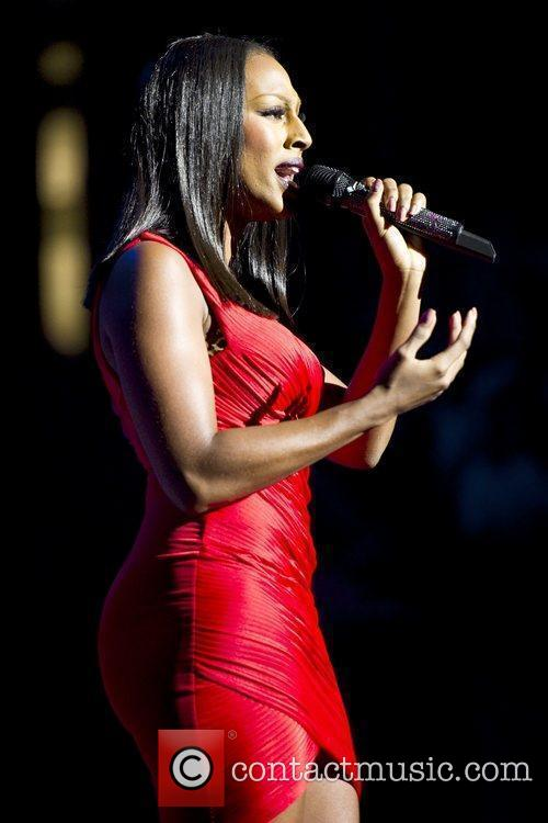 Alexandra Burke, Albert Hall and Celebration 15