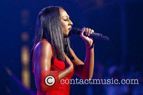 Alexandra Burke, Albert Hall and Celebration 3