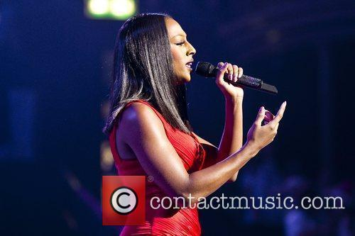 Alexandra Burke, Albert Hall and Celebration 5