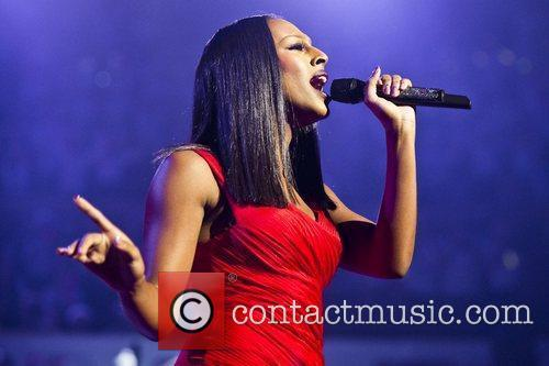 Alexandra Burke, Albert Hall and Celebration 4