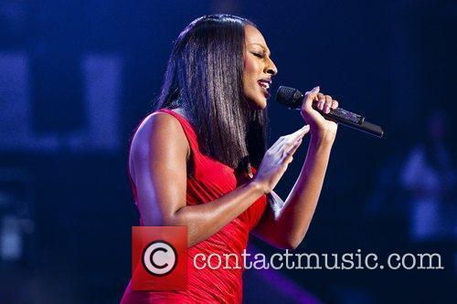 Alexandra Burke, Albert Hall and Celebration 16