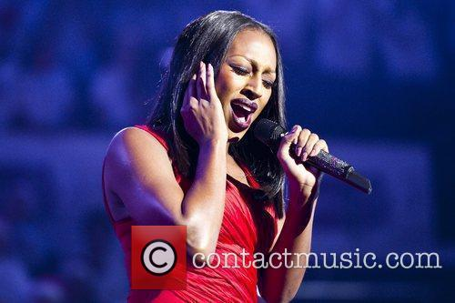 Alexandra Burke, Albert Hall and Celebration 13