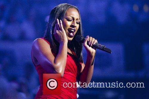 Alexandra Burke, Albert Hall and Celebration 17