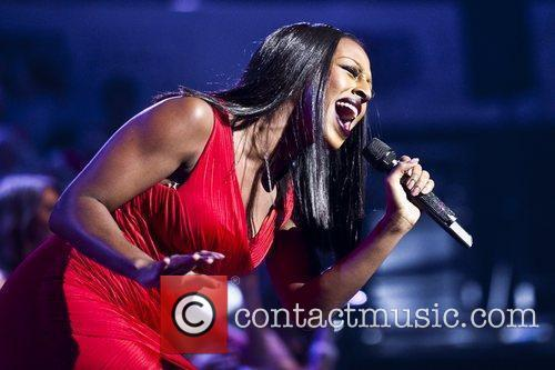 Alexandra Burke, Albert Hall and Celebration 18