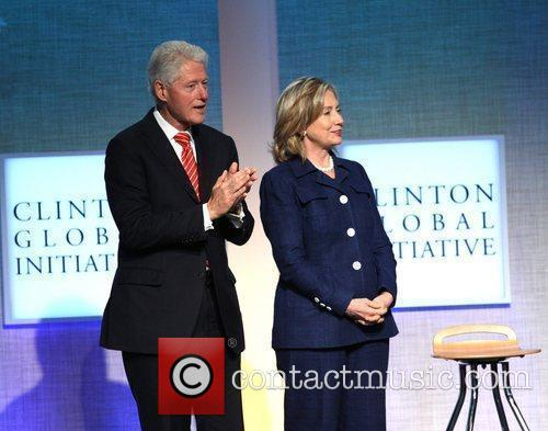 Bill Clinton and Hillary Clinton 6