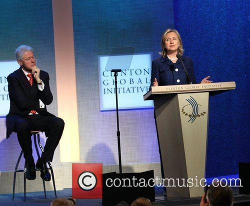 Bill Clinton and Hillary Clinton 9