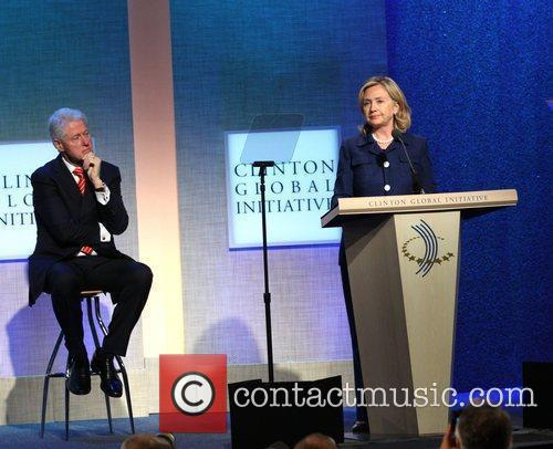 Bill Clinton and Hillary Clinton 3
