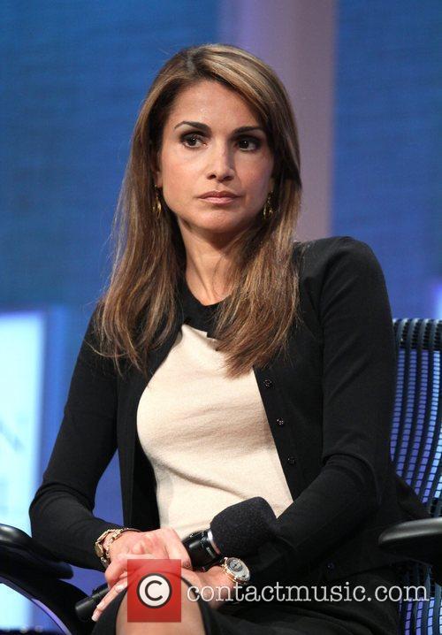 Queen Rania Al Abdullah of Jordan Clinton Global...