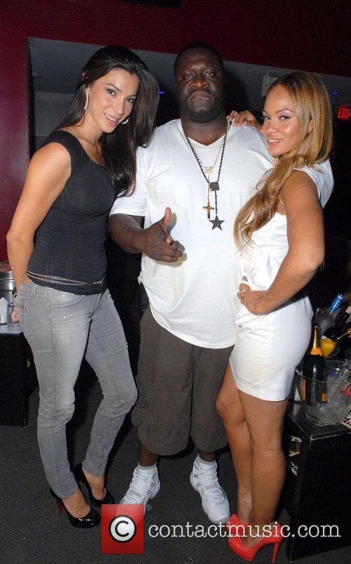 Party at Club Play on Miami Beach