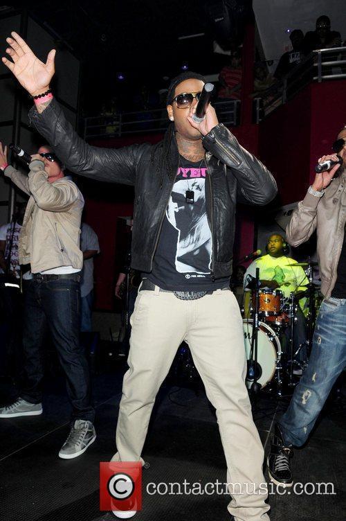 Git Fresh performing at Club Play Miami Beach,...