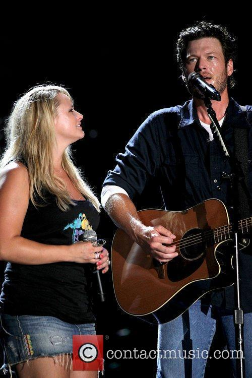 Blake Shelton and Miranda Lambert 10
