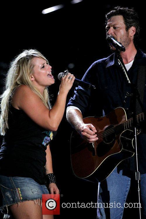 Blake Shelton and Miranda Lambert 3
