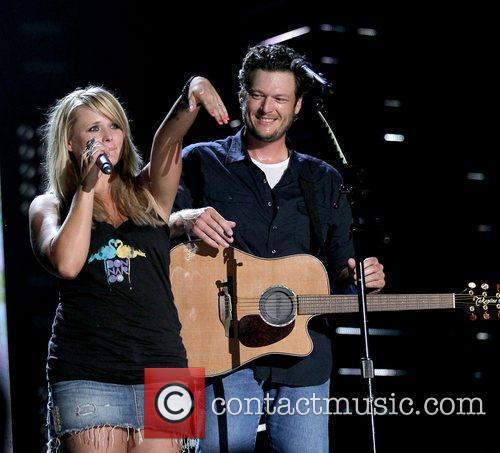 Blake Shelton and Miranda Lambert 9
