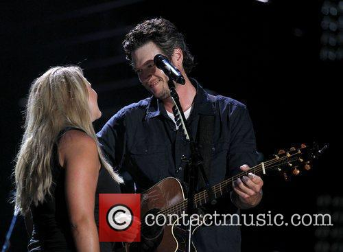 Blake Shelton and Miranda Lambert 8
