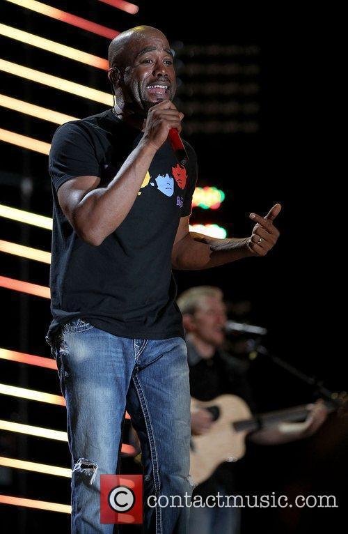 Darius Rucker 2010 CMA Music Festival Nightly Concerts...