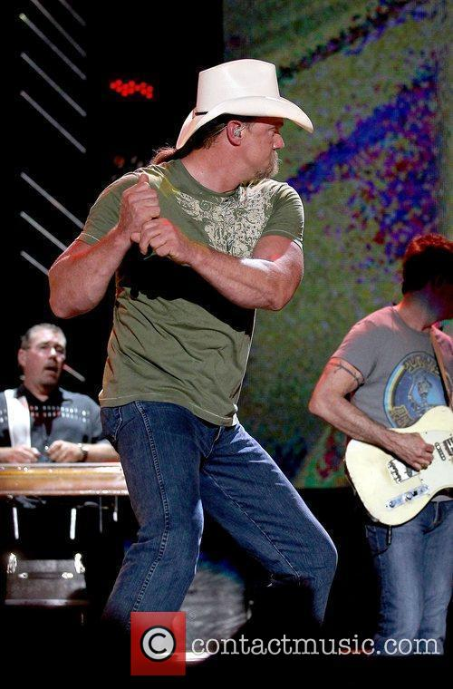 Trace Atkins 2010 CMA Music Festival Nightly Concerts...