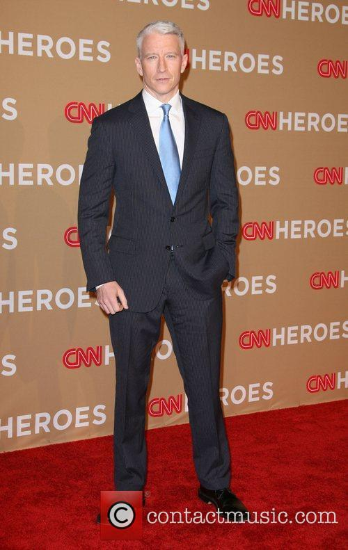 Anderson Cooper and Cnn 5