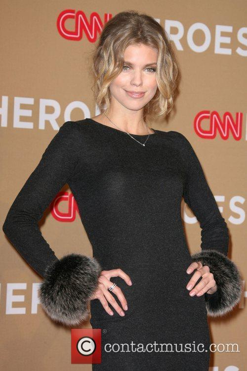 AnnaLynne McCord and CNN 1