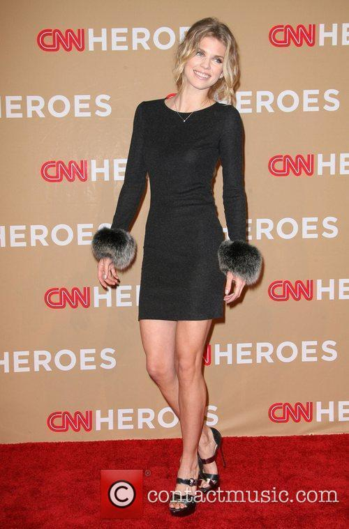 AnnaLynne McCord and CNN 6
