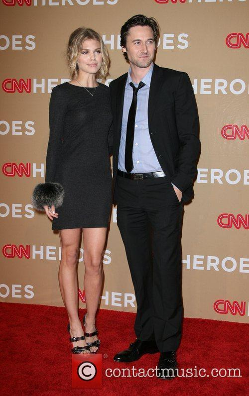 Annalynne Mccord, Cnn and Ryan Eggold 2
