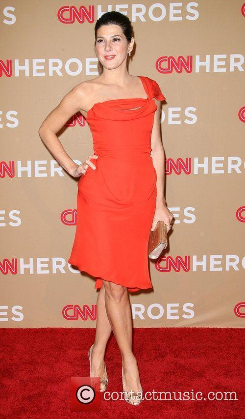Marisa Tomei and Cnn 2