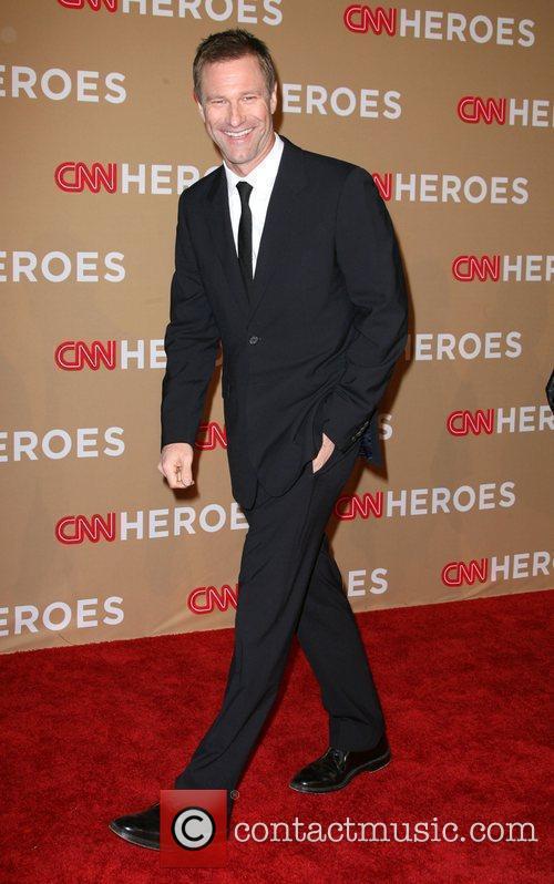 Aaron Eckhart 2010 CNN Heroes: An All-Star Tribute...