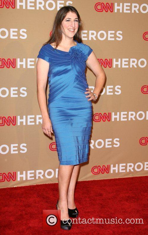 Mayin Bialik 2010 CNN Heroes: An All-Star Tribute...